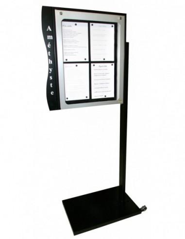 Porte menu Cevennes 6 pgs-double face...