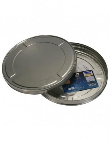 Porte-addition - boite film métal
