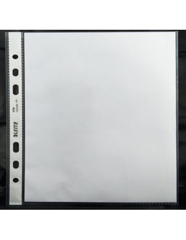 10 intercalaires 21x21 PVC Cristal 4...