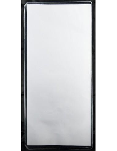 10 Intercalaires PVC Cristal-Bar