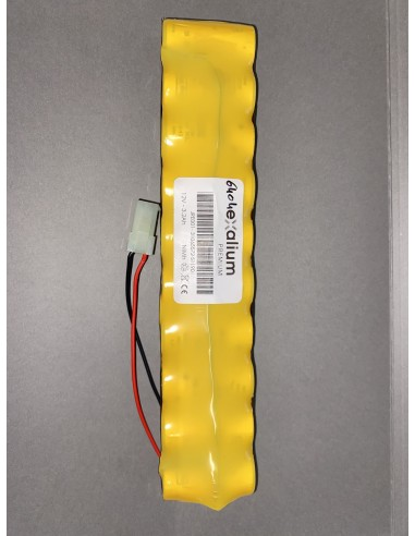Batterie nimh porte menu -12 v- 3.2 ah