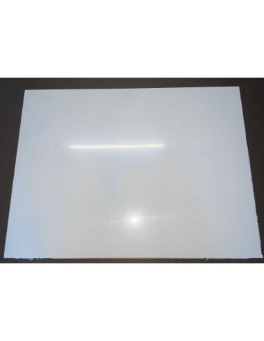 Plexiglass sans serrure pour 4 pages