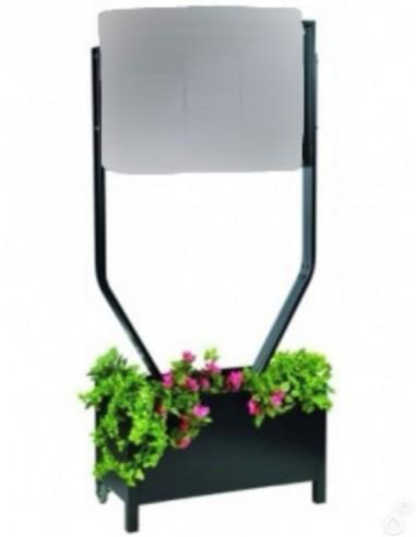 Pied jardinière pour modèle 3/6 pgs...