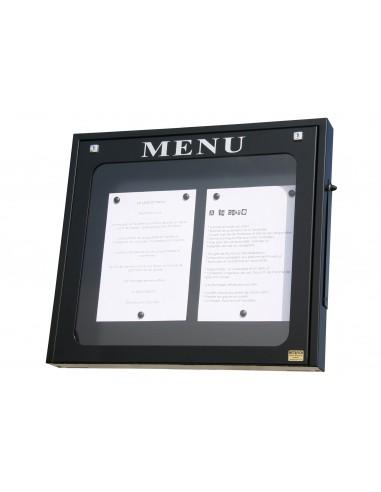 Porte menu Lubéron 2 pgs  mural